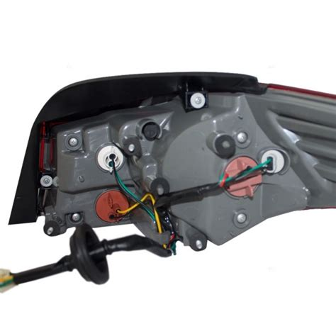 hyundai elantra l light assembly at