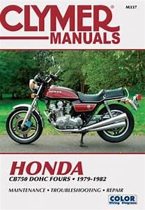 Honda Cb750 Dual Overhead Cam Motorcycle  1979