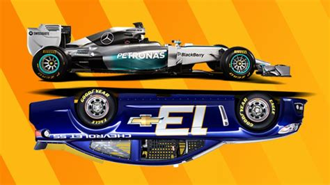 formula 3 vs formula 1 f1 vs nascar which is better top gear