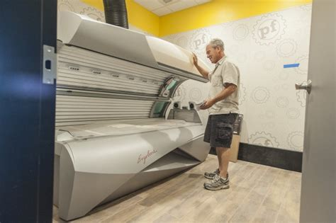 Tanning Beds At Planet Fitness by Planet Fitness Opens Judgement Free In Union