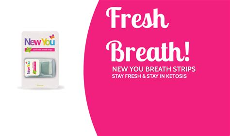 The New You Plan Breath Strips for Ketosis   The New You Plan