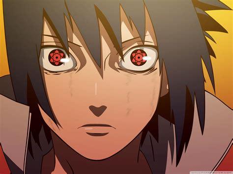 sasuke mangekyou sharingan ultra hd desktop background