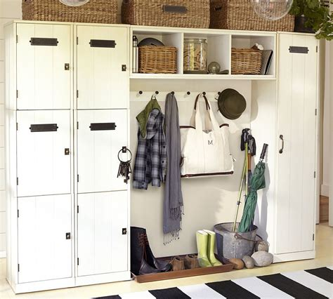 pottery barn entryway welcome your guests with an impeccably organized entryway