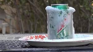 Soda Can In Hydrochloric Acid