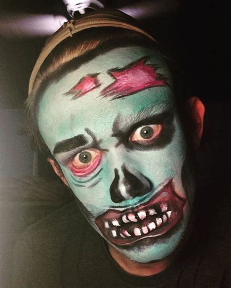 makeup zombie scary designs half trends