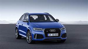 Audi Q3 Versions : audi graces rs q3 with 367ps performance version ~ Gottalentnigeria.com Avis de Voitures