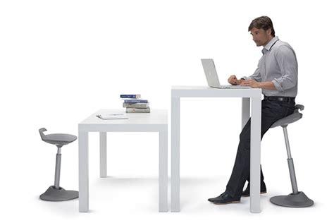 tabouret bureau ergonomique muvman aeris tabouret dynamique et ergonomique