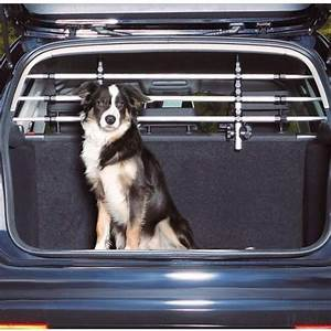 Barrière Chien Voiture : filet pour coffre de voiture pour chien ~ Carolinahurricanesstore.com Idées de Décoration