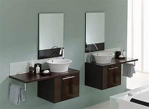 Meuble salle de bain design pas cher for Salle de bain design pas cher