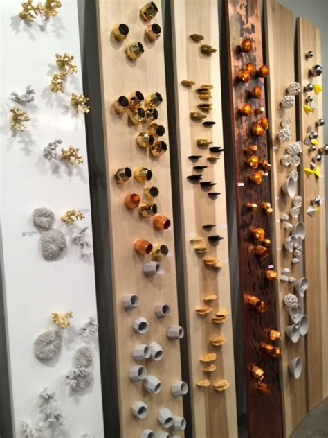 gold leaf design fresh finds at las vegas market 2015 design milk