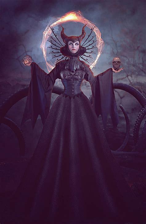 maleficent  alkab art  deviantart