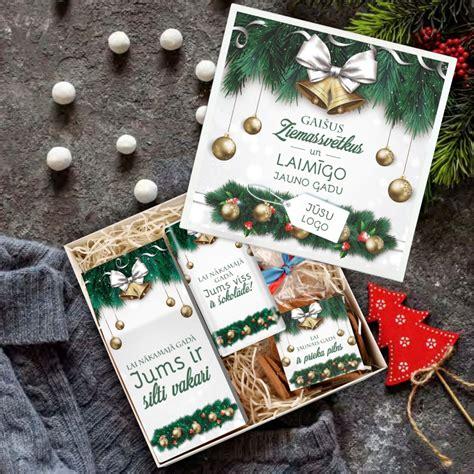Ziemassvētku korporatīvās dāvanas   ShokoBox.lv
