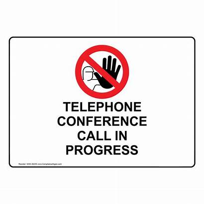 Sign Call Conference Progress Telephone Symbol Zoom