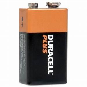 9 Volt Batterie : duracell plus batteries duracell 9 volt iwoot ~ Markanthonyermac.com Haus und Dekorationen