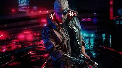 Cyberpunk 2077 Witcher 4k Wallpapers 1080p Pc