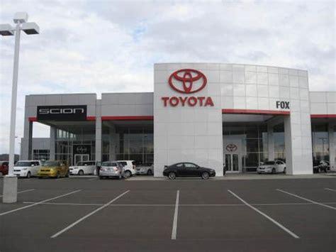 Fox Toyota Scion  Clinton, Tn 377166634 Car Dealership
