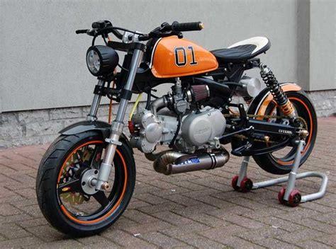 Honda Monkey Image by Honda Honda Monkey Moto Zombdrive