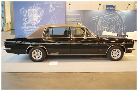 opel diplomat pictures  information