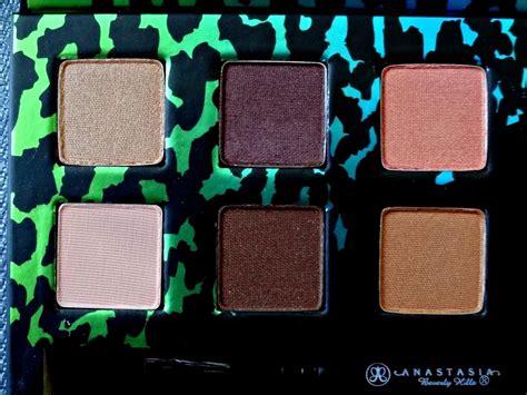 makeup beauty   anastasia catwalk eye shadow palette