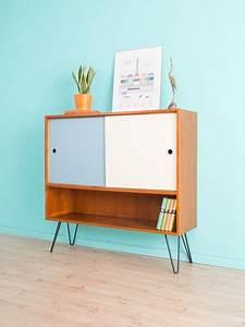 Mid Century Kommode : 60er sideboard kommode 50er vintage mid century mid ~ Michelbontemps.com Haus und Dekorationen