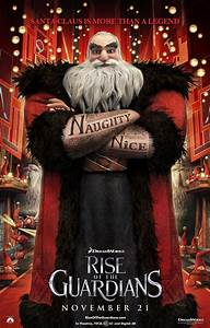 New Movie Posters: RISE OF THE GUARDIANS, THE VICTIM, KATY ...