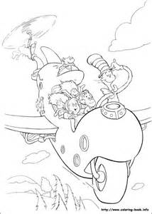 cat in the hat coloring pages cat in the hat coloring pages bestofcoloring