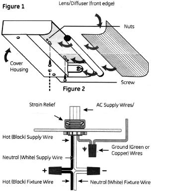 installing light fixture fluorescent lighting how to install fluorescent light