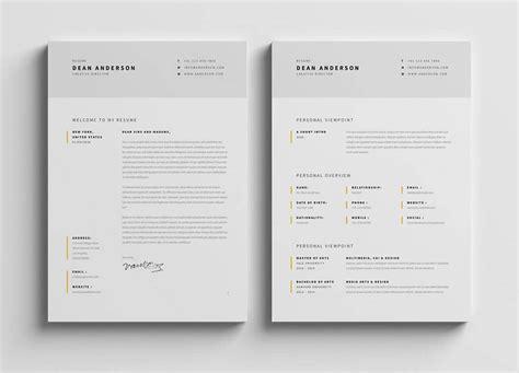 Chronological Resume Cv Modern Design by Modern Resume Templates 18 Exles A Complete Guide