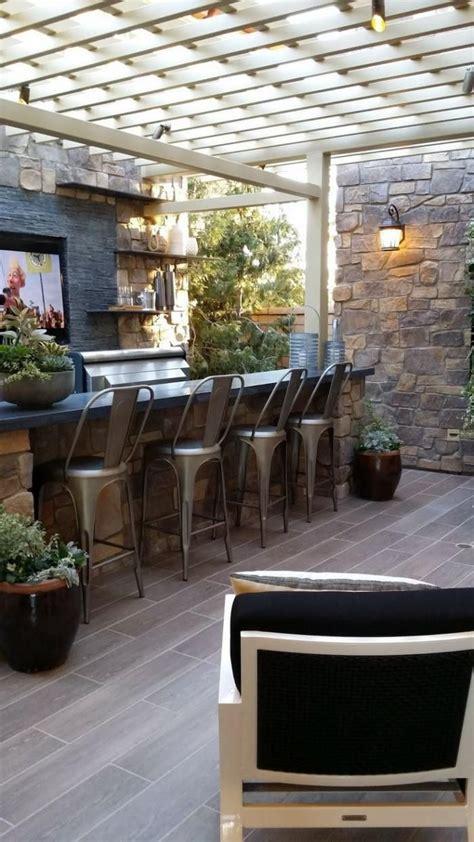 amenagement cuisine exterieure l 39 aménagement extérieur en plusiuers photos inspiratrices