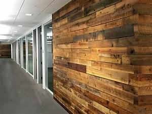 Endgrain lumber reclaimed barn wood siding pallet wood for Barnwood panelling