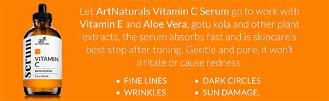 Amazon.com: ArtNaturals Anti-Aging-Set with Vitamin-C