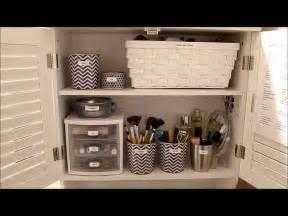 bathroom makeup storage ideas budget makeup organization how to organize your bathroom