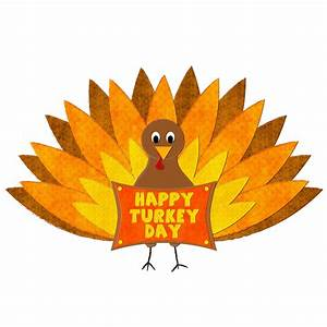 Happy Thanksgiving Turkey Clipart | Clipart Panda - Free ...