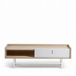 Meuble Tv Scandinave But : meuble tv scandinave bois porte coulissante celia by drawer ~ Teatrodelosmanantiales.com Idées de Décoration