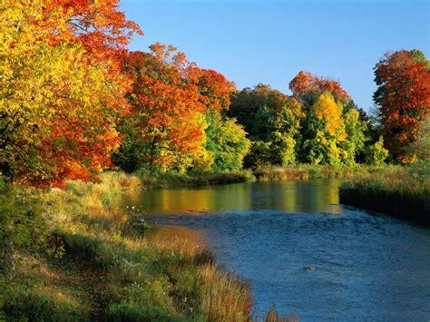 Hintergrundbilder : Ontario, Kanada, Bäume, Fluss, Küste ...