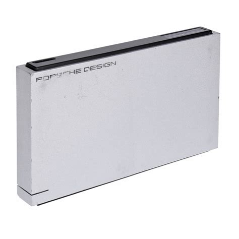 Installing your lacie hard drive is easy for all users technical note on volumes larger than 2tb: LaCie Porsche Design Mobile Drive 1TB (B-Ware) | Talk-Point
