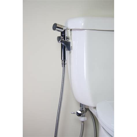 On Bidet by Brondell Cleanspa Held Bidet Sprayer Clear Water Bidets