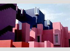 La Muralla Roja ricardobofill's portfolio on archcase