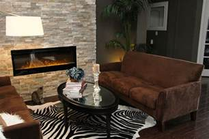 Curtain Ideas For Living Room by Stacked Stone Veneer Living Room Traditional With Faux