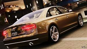 Audi A8 2010 : audi a8 2010 v8 fsi for gta 4 ~ Medecine-chirurgie-esthetiques.com Avis de Voitures