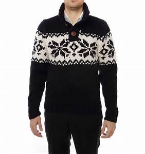 Gros Pull Laine Homme : vetements cuir gros pull en laine homme ~ Louise-bijoux.com Idées de Décoration