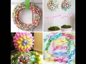 Easy diy luau decorations projects ideas youtube for Easy hawaiian home decor ideas