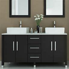 Bathroom Modern Bathroom Vanities With Vessel Sinks To