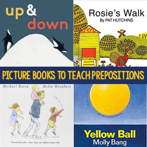 teaching prepositions with picture books pre k pages 671 | Picture Books to Teach Prepositions in Preschool