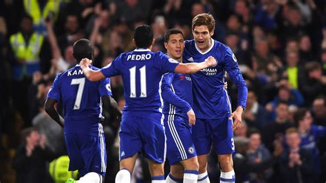 Live match preview - B'mouth vs Chelsea 08.04.2017