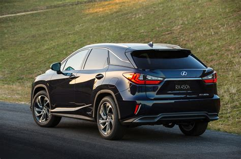 Lexus Rx450h Reviews: Research New & Used Models