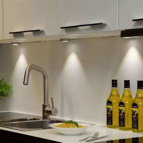 Kitchen Cupboard Lights by 2 Watt 12 Volt Led Cabinet Light Fitting Kits Cool