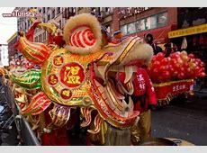 Capodanno Cinese dove, come e quando si festeggia
