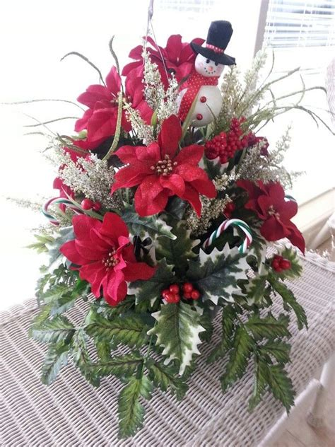 childs memorial christmas hanging basket sympathy