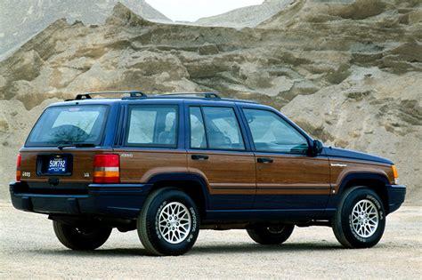 98 Jeep Grand by 1993 98 Jeep Grand Consumer Guide Auto